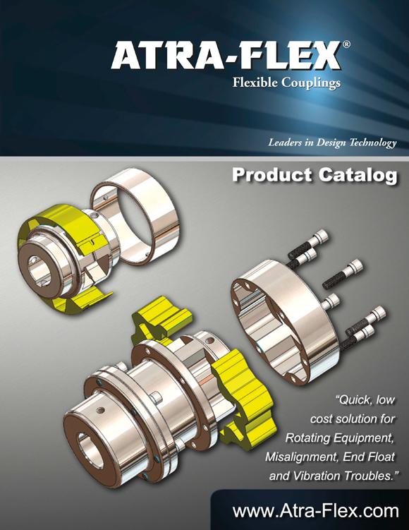 A3HUBRSB 720 Atra-Flex New Coupling
